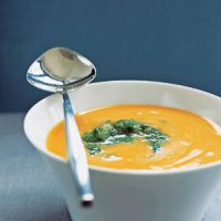 fresh tomato cream soup